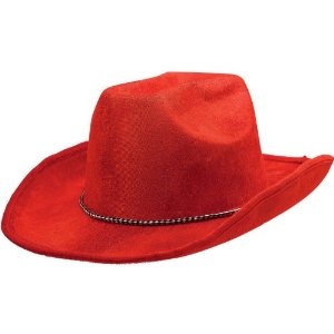 Red Cowboy Hat Pictures