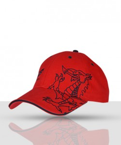 Red Dragon Hats