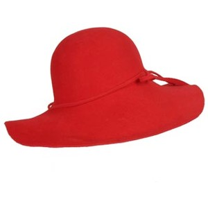 Red Floppy Hat Images