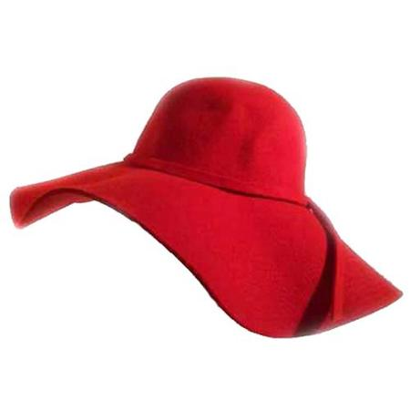Red Floppy Hats – Tag Hats
