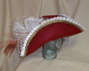 Red Pirate Hat Photos