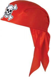 Red Pirate Hat Picture