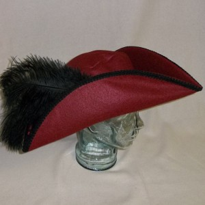 Red Pirate Hat Pictures