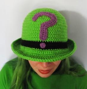 Riddler Hat Picture