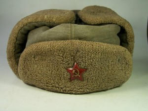 Russian Army Winter Hat