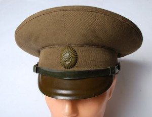 Russian Military Hat Photos