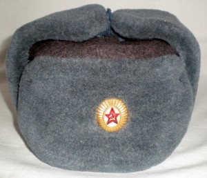 Russian Military Winter Hat
