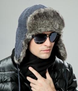 Russian Style Winter Hat