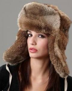 Russian Winter Hat for Women