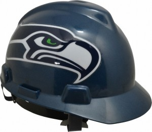 Seahawks Hard Hat