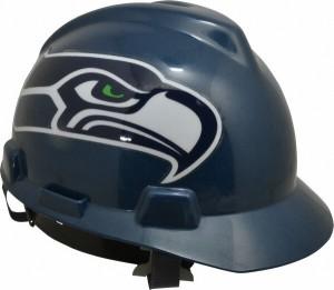 Seahawks Hard Hat