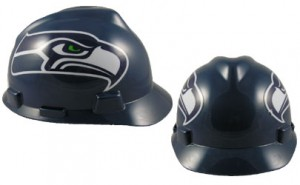 Seahawks Hard Hat Picture