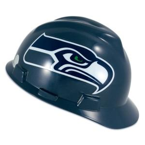 Seahawks Hard Hat Stickers
