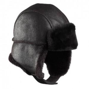 Shearling Bomber Hat