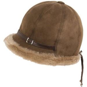 Shearling Sheepskin Hat