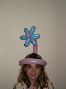 Simple Balloon Hats