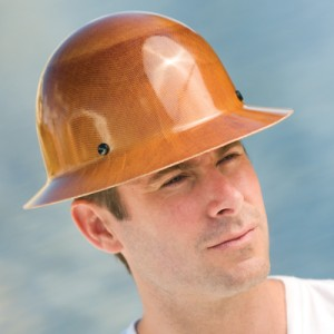 Skullgard Full Brim Hard Hat