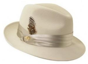 Snap Brim Fedora Hats