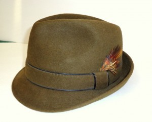 Snap Brim Hat