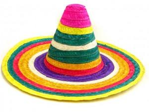 Sombrero Party Hats