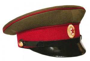 Soviet Officer Hat