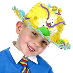 Spring Hats for Boys