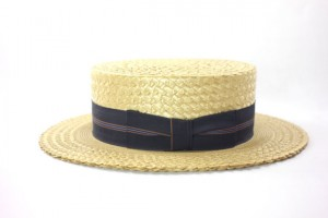 Straw Boater Hat Images
