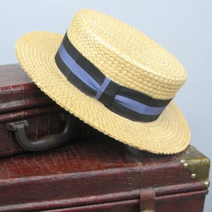 Straw Boater Hat Photos