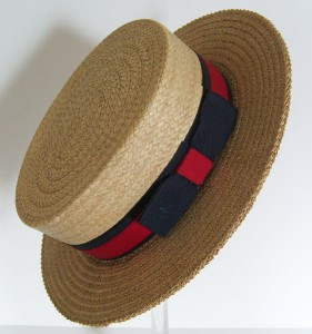Straw Boater Hat Pictures