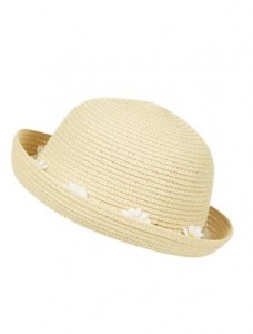 Straw Bowler Hat Photos