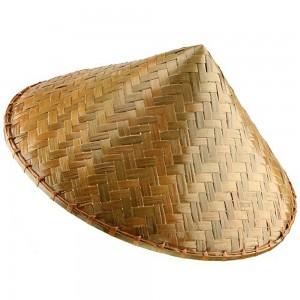 Straw Chinese Hat