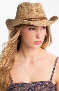 Straw Cowboy Hats for Women