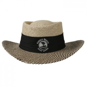 Straw Golf Hats