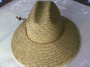 Straw Hat Wide Brim
