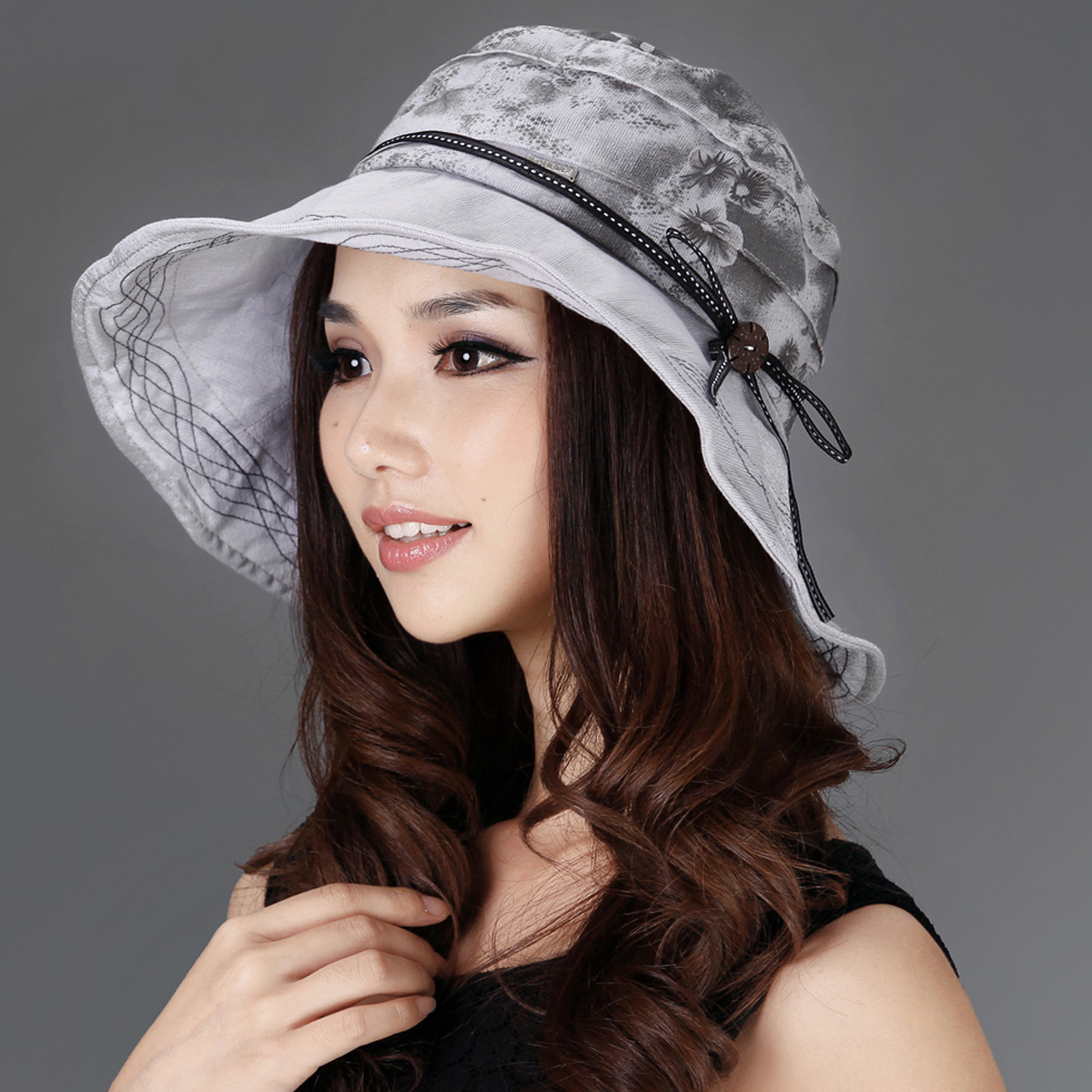 Stylish Hats – Tag Hats Stylish Cool Girl With Hat