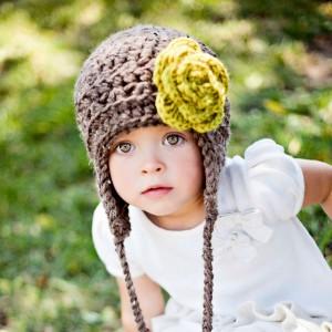 Toddler Girls Winter Hats