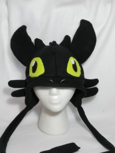 Toothless Dragon Hat