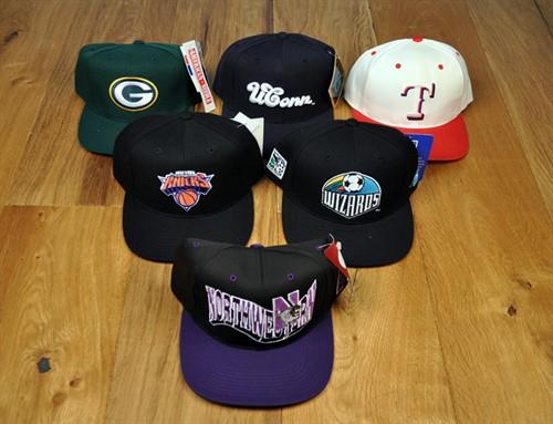 Vintage Snapback Hats – Tag Hats f97c27a6e68