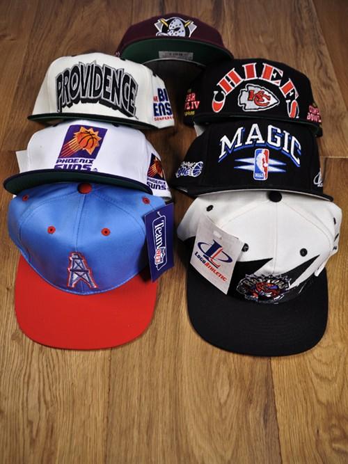 Vintage Snapback Hats – Tag Hats ecffe42403e