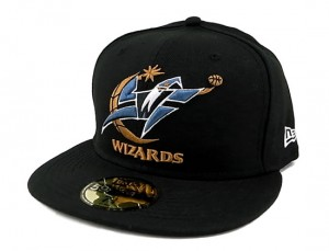Washington Wizards Fitted Hats