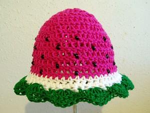 Watermelon Hat Pattern