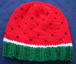 Watermelon Hat Photos