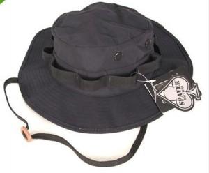 Waterproof Boonie Hat Black