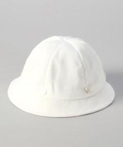 White Bucket Hat for Kids