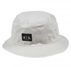 White Bucket Hats for Men