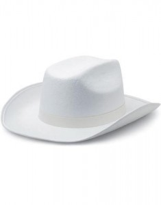 White Cowboy Hat Kids