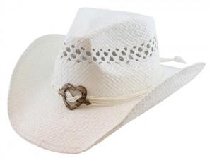 White Cowboy Hats for Women
