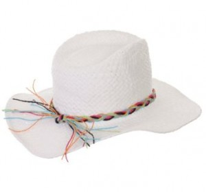 White Cowboy Hats for Women