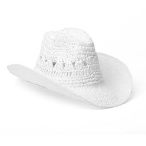 White Straw Cowboy Hats