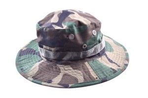 Wide Brim Boonie Hat Image